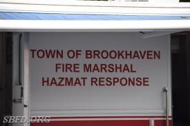 Brookhaven Hazmat Response